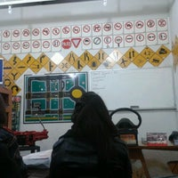 Photo taken at Escuela De Conductores Valparaiso by Lau G. on 9/27/2012
