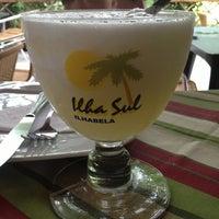 Photo taken at Restaurante Ilha Sul by Vanessa R. on 1/3/2013