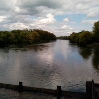 Photo taken at Donau by Ashley D. on 5/4/2013