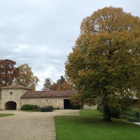 Photo taken at Chateau d'Issan by Oleg G. on 11/9/2012