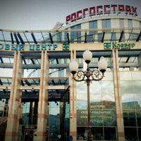 Снимок сделан в Кловер Сити-Центр / Clover Citycenter пользователем Denis K. 11/13/2012