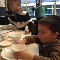 Photo taken at Grand Palace Dim Sum Restaurant by Therese C. on 11/9/2012