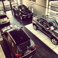 Photo taken at BMW Северная Бавария by Alex S. on 1/14/2013