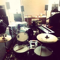 Photo taken at Downtown Rehearsal by TJ M. on 9/14/2013