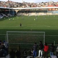 Photo taken at Yusuf Ziya Öniş Stadyumu by Kadem U. on 3/3/2013