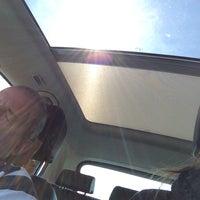 Photo taken at carpool parking Landen by Bobo on 7/1/2014