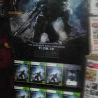 Photo taken at GameStop by Sammie D. on 10/2/2012