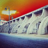 12/30/2012 tarihinde Ray L.ziyaretçi tarafından Muelle Uno'de çekilen fotoğraf