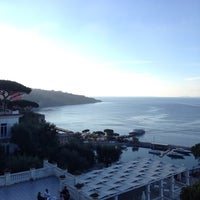 Photo taken at Europa Palace Grand Hotel Sorrento by Andrey B. on 11/3/2014