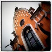 Photo taken at Sinagoga by Jelena V. on 10/4/2012