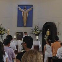 Photo taken at Iglesia Del Peñon by Pablo C. on 3/31/2013