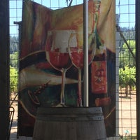 Photo taken at Amista Vineyards by Leigh S. on 7/23/2016