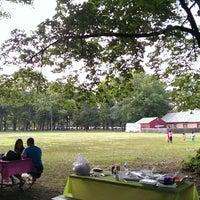 Photo taken at Eisenhower Park Field 2 by Devon W. on 6/22/2013