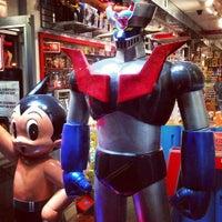 Photo taken at Toy Tokyo by artemisrex on 1/18/2013