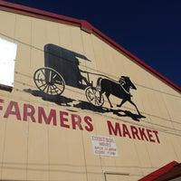 Photo taken at Allentown Farmers Market by artemisrex on 3/30/2013