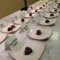 Photo taken at Michael Mischer Chocolates by Joe C. on 8/18/2013