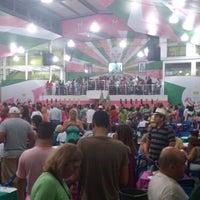 Foto tirada no(a) G.R.E.S. Estação Primeira de Mangueira por Jose S. em 10/27/2013