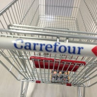 Photo taken at Carrefour by Hector M. V. on 7/28/2013