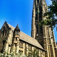 Photo taken at Yale University by Andreia B. on 6/2/2013