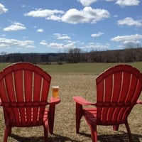 Photo taken at Ithaca Beer Co. Taproom by Chelsea M. on 3/30/2013