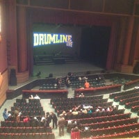 Photo taken at Times-Union Center for the Performing Arts by DeShun P. on 11/18/2012