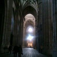 Photo prise au Catedral de Salamanca par Raisah le3/9/2013