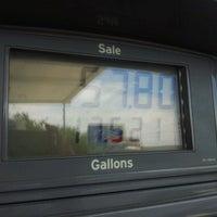 Photo taken at Chevron by Tesa on 6/30/2013