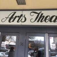 Photo taken at Fine Arts Theatre by Bob W. on 2/18/2017