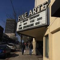 Photo taken at Fine Arts Theatre by Bob W. on 3/4/2017