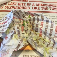 Photo taken at The Habit Burger Grill by Craig W. on 2/24/2015