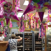 Photo taken at Bakery Panaderia by Craig W. on 5/3/2014