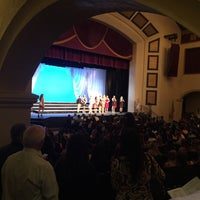 Photos At Huntington Beach High School Historic Theater