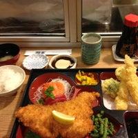 Photo taken at Sushi King by Dan R. on 12/10/2012