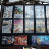Photo taken at Taco Bell by Demetrio M. on 4/29/2013
