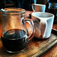 Photo taken at Intelligentsia Coffee by Laura L. on 2/8/2013
