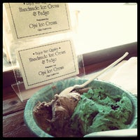 Photo taken at Ojai Ice Cream by Laura L. on 9/18/2012