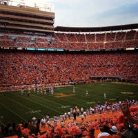 Photo taken at Neyland Stadium by Thomas W. on 9/16/2012