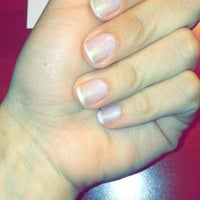Photo taken at Nails of America and Spa by Brenn S. on 3/24/2014