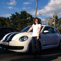 Photo taken at Garnet Volkswagen by Chelle on 9/30/2013