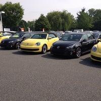 Photo taken at Garnet Volkswagen by Chelle on 5/29/2013