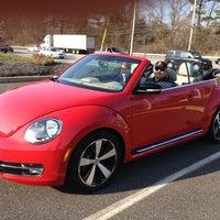 Photo taken at Garnet Volkswagen by Chelle on 5/24/2013