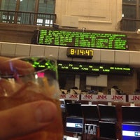 Photo taken at New York Stock Exchange by Alexis O. on 10/26/2012