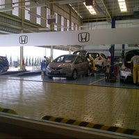 Photo taken at Honda LPPM by Alva A. on 4/16/2013