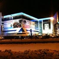 Photo taken at ТРЦ БУМ сити by Stepan N. on 12/12/2012