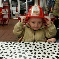 Photo taken at Firehouse Subs by Amy C. on 2/1/2013