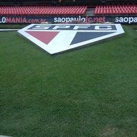 Photo taken at São Paulo Futebol Clube (SPFC) by Carol T. on 4/7/2013
