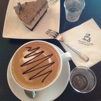 Photo taken at Evento Caffe Coffee & Tea by Zoe J. on 1/3/2015