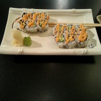 Photo taken at Mizu Sushi by Rita W. on 1/31/2014