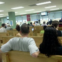 Photo taken at New York State DMV by Marco B. on 6/4/2013