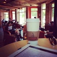 Photo taken at Ebenezers Coffeehouse by Travis J. on 5/25/2013